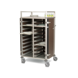 Housekeeping trolley baikal