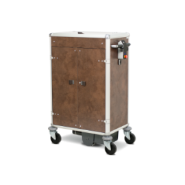 e-Gulliver 800 housekeeping trolley
