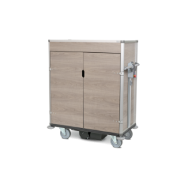 Room service trolley e-manta