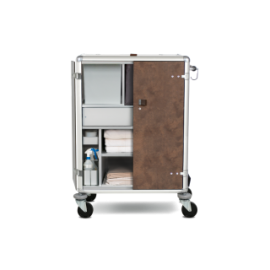Gulliver 800 housekeeping trolley